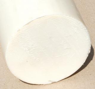 Фторопластовый стержень - 500 мм купить