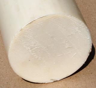Фторопластовый стержень - 450 мм купить