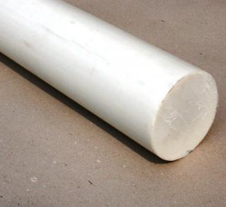 Фторопластовый стержень - 160 мм купить