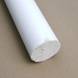 Фторопластовый стержень - 100 мм купить фторопласт