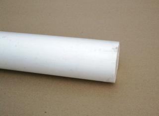 Фторопластовый стержень - 50 мм купить фторопласт