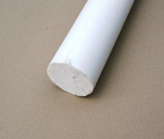 Фторопластовый стержень - 35 мм купить фторопласт