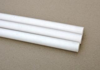 Фторопластовый стержень - 25 мм купить фторопласт