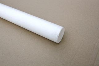 Фторопластовый стержень - 18 мм купить фторопласт