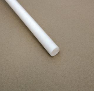 Фторопластовый стержень - 10 мм купить фторопласт