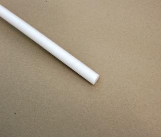Фторопластовый стержень - 8 мм купить фторопласт